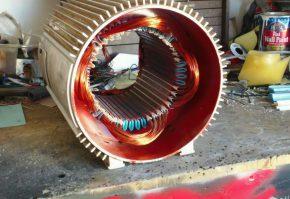 motor winding1