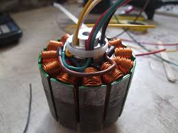 motor winding2